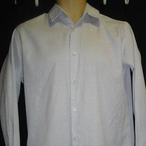 Hugo Hugo Boss Mens Micro Pattern Career Shirt